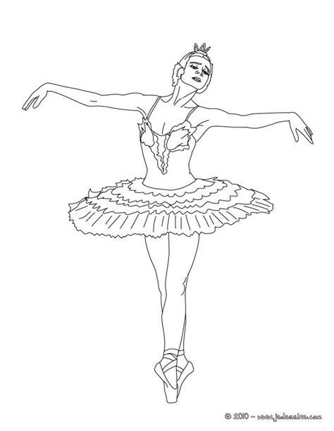 26 Dessins De Coloriage Danseuse Imprimer L