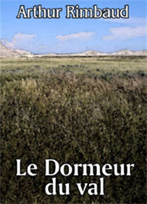 Illustration Le Dormeur Du Val by Le Dormeur Du Val Arthur Rimbaud Livre Audio Gratuit Mp3