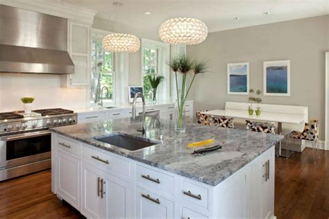 countertops with white kitchen cabinets grey quartz countertop kitchen island images eco quartz