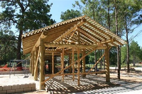 Construction Cabin by Farm Ranch Building Materials