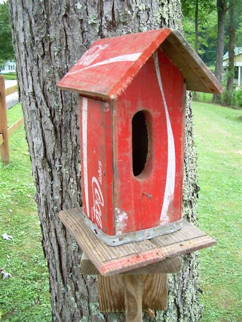 Handmade Bird House - handmade wooden bird houses woodworking projects plans