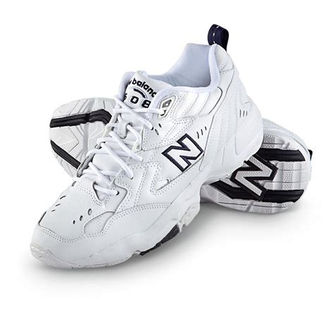 white mens sneakers s new balance 608 athletic shoes white 420922
