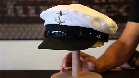 Captain Cap Cooper 2 hat captains cap hat review hats by the hundred