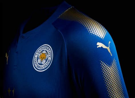 Leicester Home Jersey new leicester city jersey 2017 2018 lcfc home kit 17