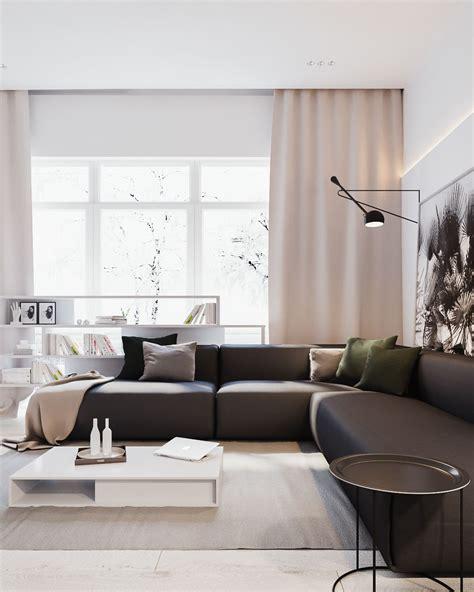 ukrainian apartment interiors musician modern stylish apartment interior design in a simplicity