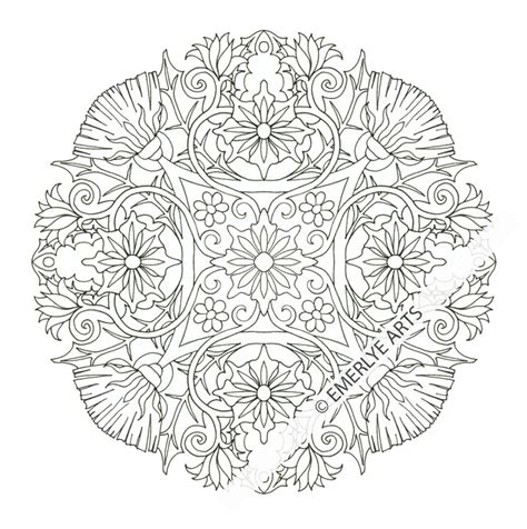new mandala coloring pages cynthia emerlye vermont artist and life coach april 2013