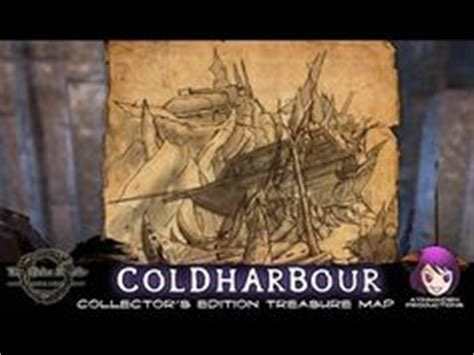 coldharbour ce treasure map elder scrolls on treasure maps turning and level 5