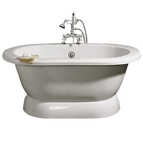 bathtub deals premium acrylic clawfoot tub packages l the loo store