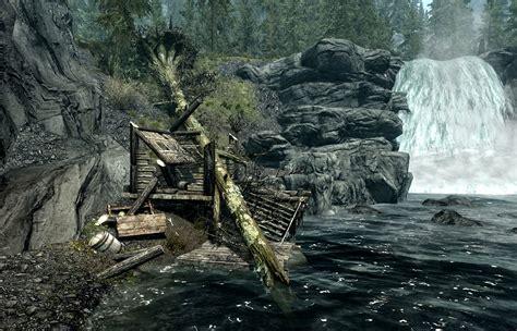 rowboat locations sea of thieves unmarked locations skyrim elder scrolls fandom