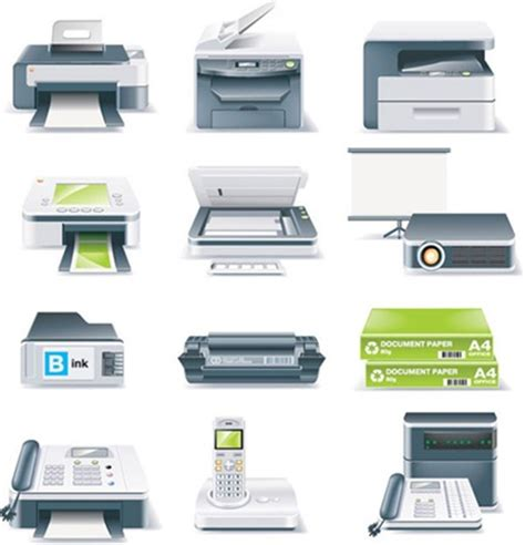 Office Supplies Names Office Equipment Names Of Office Equipment