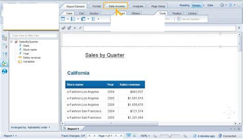 sap bo webi sle reports webi 4 changing the query data source sap business