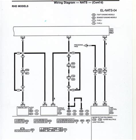nissan primera central locking wiring diagram nissan