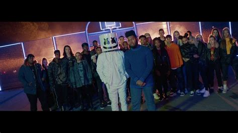 marshmello khalid marshmello and khalid release quot silence quot music video