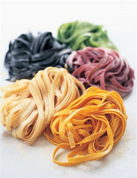 Handmade Noodles - pasta recipes how to make pasta