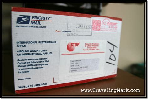 Search Usps Package By Address Photo My Stop Theft Tagging Plate Came In This Usps Package Traveling