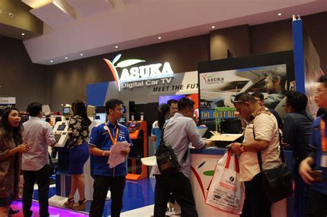 Tv Digital Asuka edukasi soal tv digital asuka car tv andalkan pameran otomotif marketeers majalah bisnis