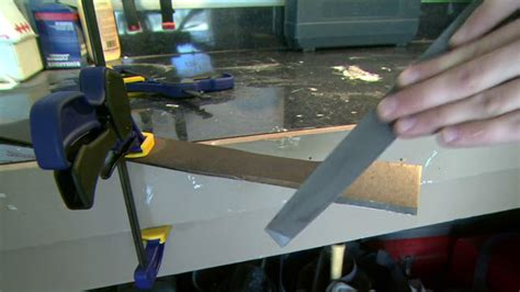 how to sharpen a lawnmower blade with a bench grinder web 0012 how sharpen lawn mower blade