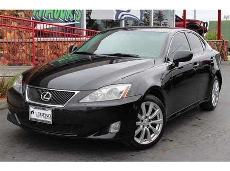 2007 lexus is 250 base awd 4dr sedan 2 5l v6 6a in 2007 lexus is 250 base awd 4dr sedan 2 5l v6 6a in