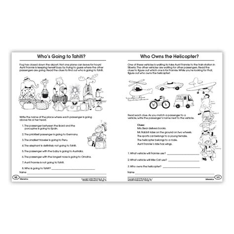 reference book skills reference skill worksheets