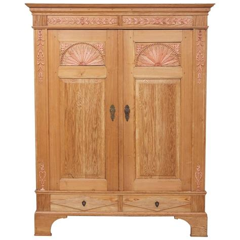 pine armoire for sale 18th century antique north german pine sun armoire with