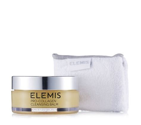 Elemis Detox Program Uk by Elemis Pro Collagen Cleansing Balm 105g Page 1 Qvc Uk