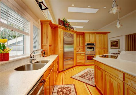 how to choose a kitchen layout based on the fridge oven homepage roohome home design plans
