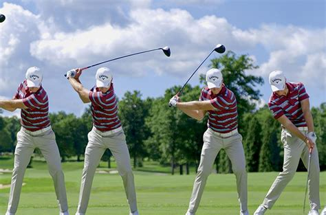 golf swing sequence swing sequence danny willett australian golf digest