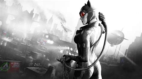download wallpaper 1920x1080 batman arkham city catwoman