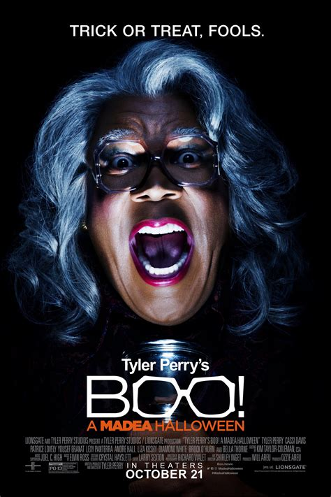 watch movie online tyler perrys boo 2 a madea halloween by tyler perry another poster to tyler perry s boo a madea halloween blackfilm com read blackfilm com read
