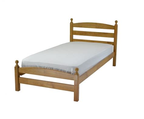 Metal Beds Moderna 3ft 90cm Single Pine Wooden Bed Frame Wooden Single Bed Frames