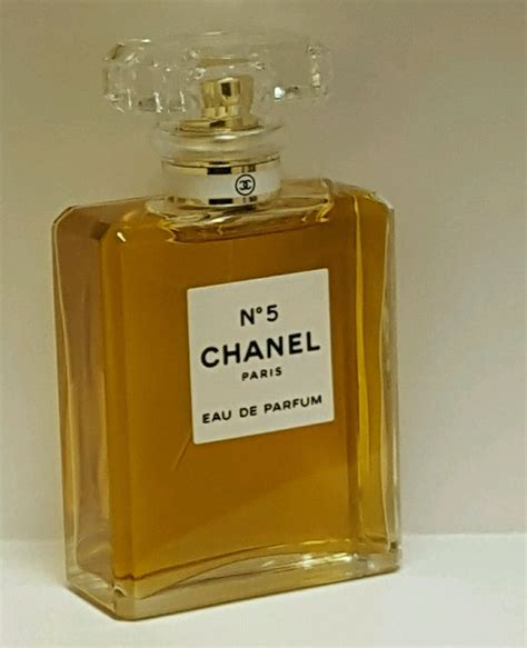 Parfum Chanel No 5 50ml chanel no 5 1 7 fl oz 50 ml eau de parfum spray unbox with cap as shown in pic ebay
