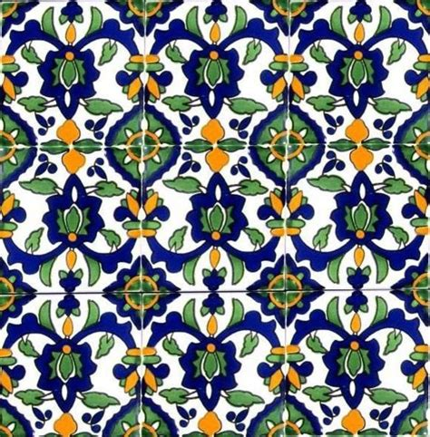 mediterranean tile painted 4 quot x 4 quot decorative ceramic tiles
