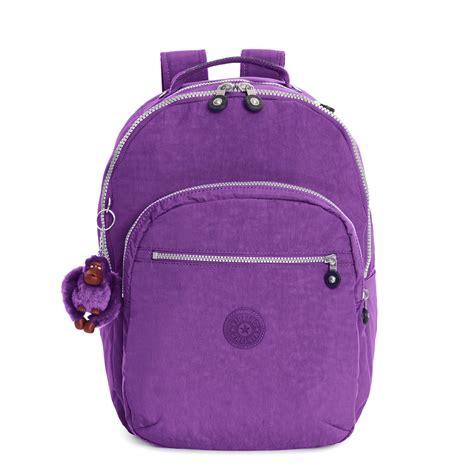Kipling Seoul Backpack Large kipling seoul large vintage laptop backpack ebay