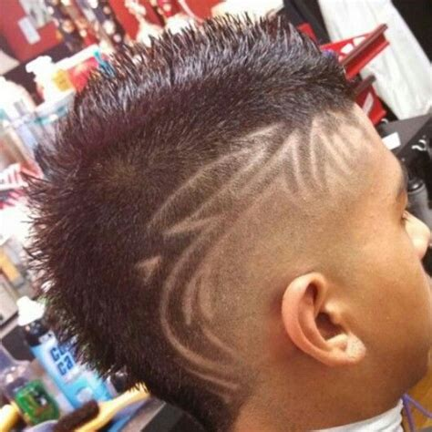 design haircuts mohawk image gallery mohawk haircut designs