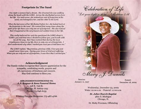 writing obituaries templates sle obituary for template business