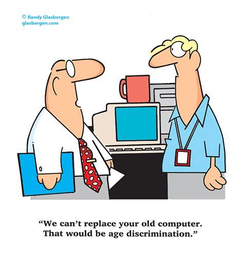 Best Resume Joke by Computer Cartoons Randy Glasbergen Glasbergen Cartoon