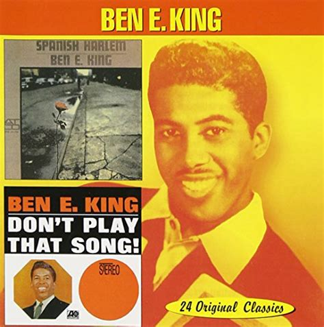 song e spanish harlem don t play that song ben e king