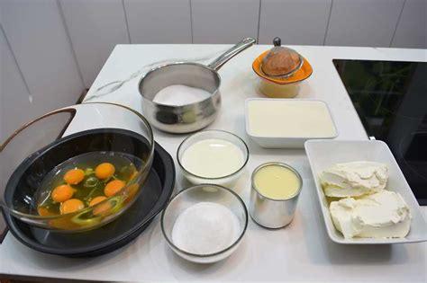 i recetas flan de queso y leche condensada de mam flan de queso y leche condensada