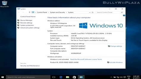 install windows 10 enterprise windows 10 enterprise edition installation youtube