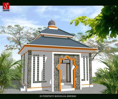 desain rumah minimalis  mushola desain rumah minimalis terbaru
