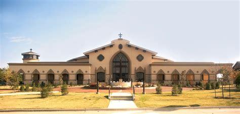 churches in mansfield tx