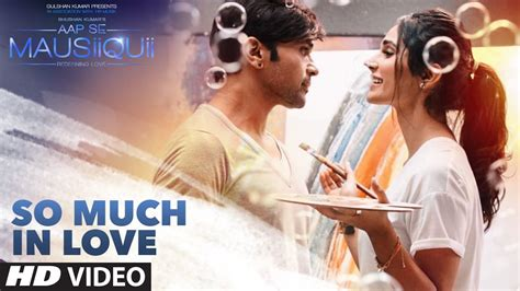 full hd video love song so much in love full hd video song sung by himesh reshammiya