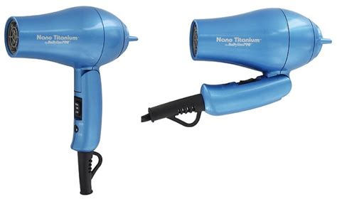 Babyliss Hair Dryer Service Manual by Babyliss Pro Nano Titanium Travel Hair Dryer Babyliss Pro