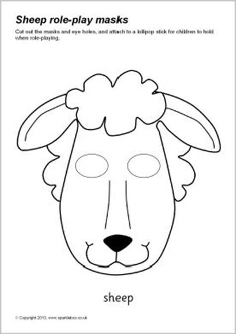 printable nativity animal masks 190 best maschere images on pinterest free printable