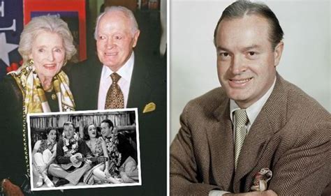 bob hope s wife new book reveals the secrets of bob hope s past secret