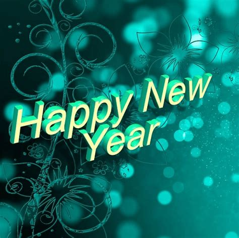 happy  year  business partner   colleagues