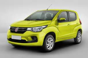 Fiat Fiat Fiat 2017 Fiat Mobi Car Wallpaper