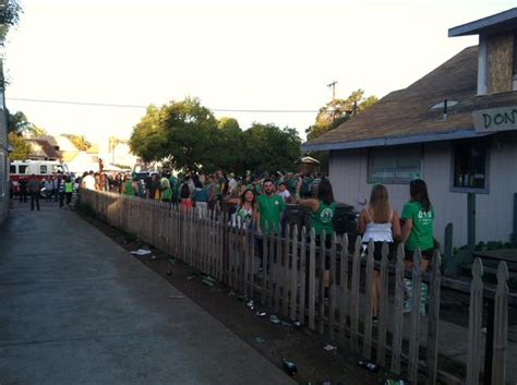 cal poly students injured  roof collapse  party