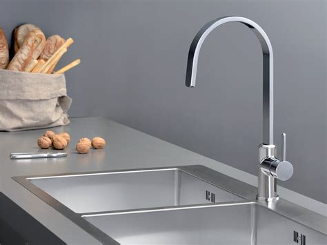 Tap Designs For Kitchens Kk 525 Kitchen Mixer Tap By Cristina Rubinetterie
