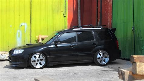 stanced subaru forester stanced subaru images